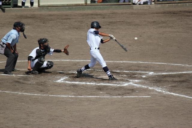 野球選手打撃
